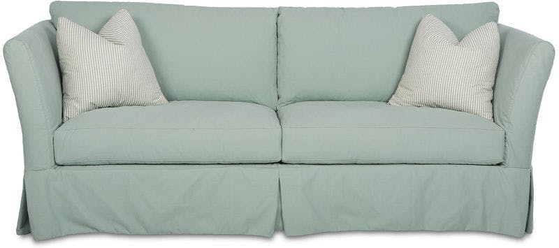 D13100s Klaussner Two Cushion Sofas
