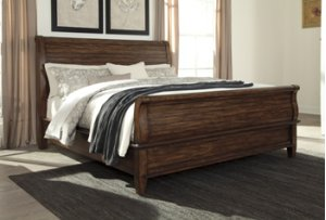 CHADDINFIELD QUEEN BED  sku. 9915221