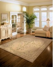 Versailles Palace Vp07 Bge Rectangle Rug 27'' X 18''