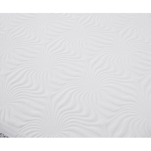 Ian White 12-inch Queen Memory Foam Mattress