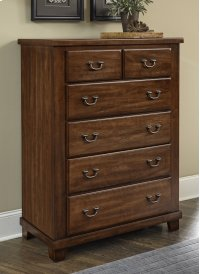 American Cherry Collection Chest Product Image