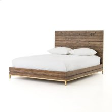 Queen Size Tiller Bed