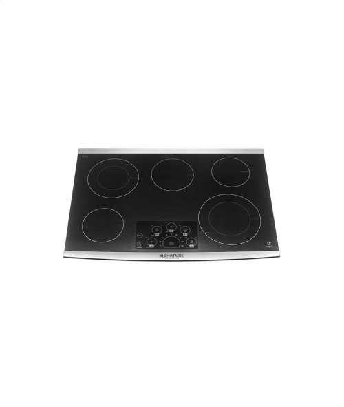 30-inch Electric Cooktop
