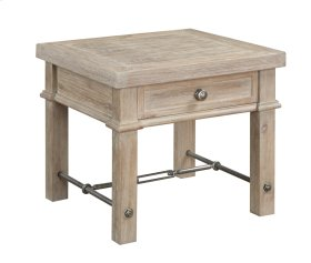 Emerald Home Castle Bay End Table Pine T9521