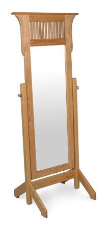 Prairie Mission Cheval Mirror