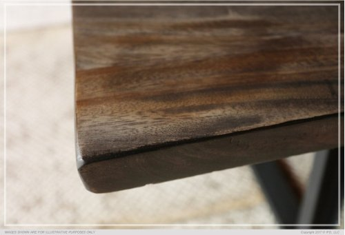 Table Top, Moro finish