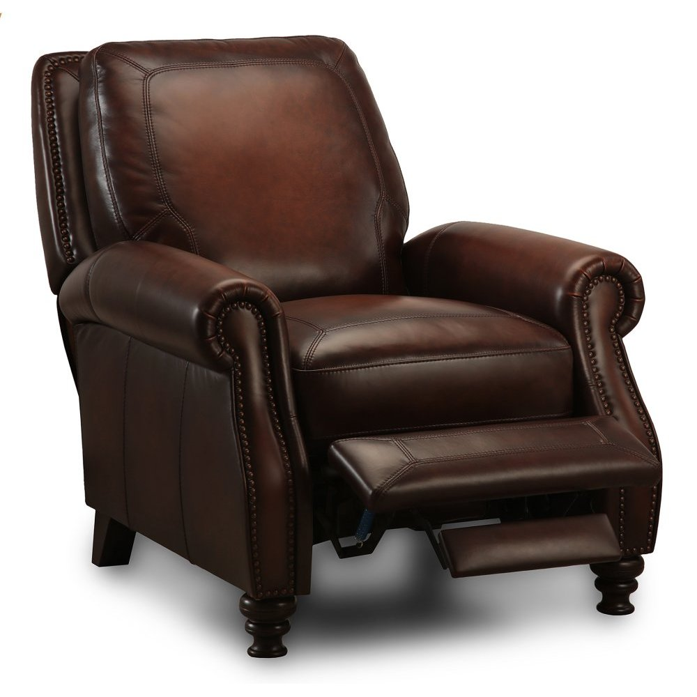 J018 Ashland Press Back Recliner
