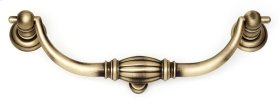Tuscany Bail Pull A233-6 - Antique English Matte