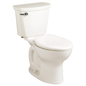 Cadet PRO Elongated Toilet - 1.6 GPF - White