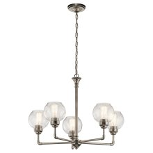 Niles Collection Niles 5 Light Chandelier AP