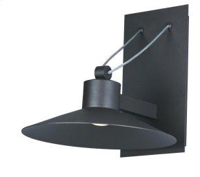 Civic LED 1-Light Small Outdoor Wall Lantern