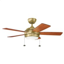 "Starkk Collection 42"" Starkk LED Ceiling Fan NBR"