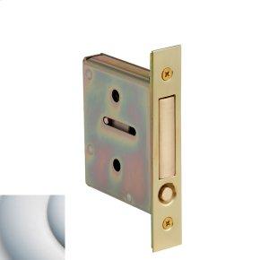 Satin Chrome 8601 Pocket Door Pull