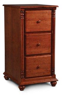 Savannah File Cabinet, 3-Drawer