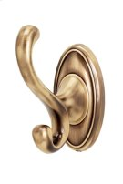 Classic Traditional Robe Hook A8099 - Antique English Product Image
