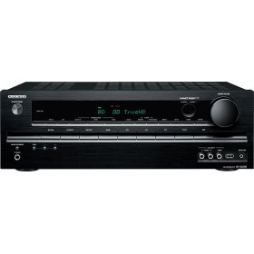 7.1-Channel Home Theater Receiver w/USB for iPod®/iPhone®