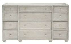 Criteria Dresser in Criteria Heather Gray (363)