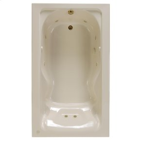 Cadet 72x42 inch Bathtub - White