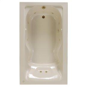 Cadet 72x42 inch Bathtub - Linen