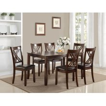 Eloise 7 Piece Dining Set