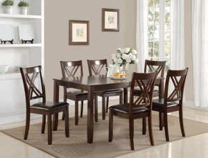 Crown Mark 2430 Eloise Dining Goup