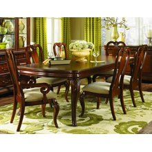 Evolution Leg Dining Room & Queen Anne Chairs