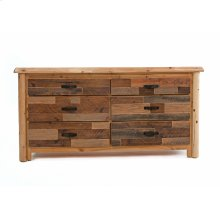 Laurel Hollow 6 Drawer Dresser