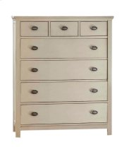 Pacifica Creme Drawer Chest Product Image