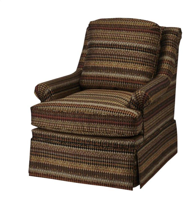 456 In By Massoud Furniture In Jackson Tn Swivel Rocker