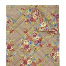 Lucy Quilt & Shams, Toffee, King Product Image