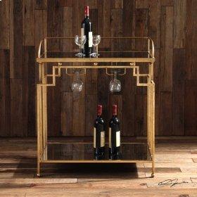 Burgess, Bar Cart