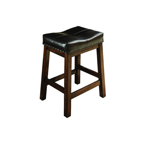 "Dining - Kona 24"" Backless Barstool"