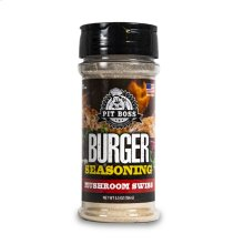 Mushroom Swiss Burger Seasoning