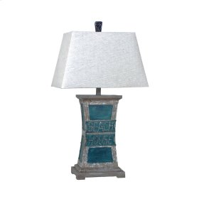 Beach Table Lamp