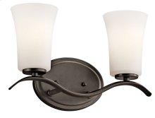 Armida 2 Light Vanity Light Olde Bronze®