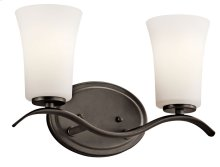 Armida 2 Light Vanity Light Olde Bronze®
