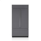 """42"""" Classic French Door Refrigerator/Freezer with Internal Dispenser - Panel Ready Product Image"""
