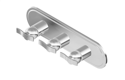 Bali M-Series Valve Horizontal Trim with Three Handles