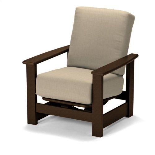 Leeward MGP Cushion Hidden Motion Arm Chair