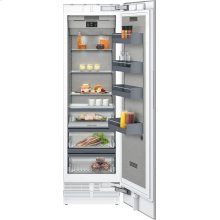 """400 series 400 series refrigeration column With fresh cooling 32 °F Fully integrated Niche width 24"""" (61 cm)"""