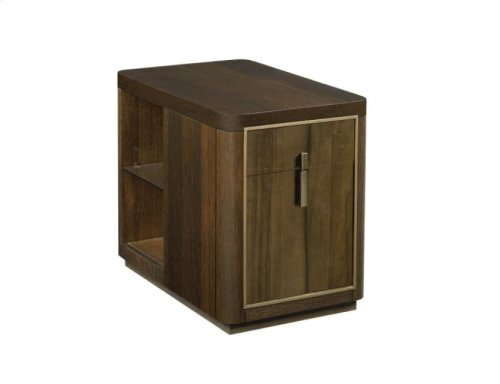 Kern Drawer End Table