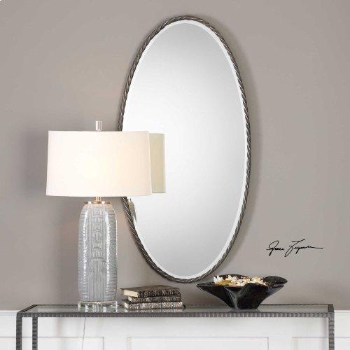 Kateel Oval Mirror