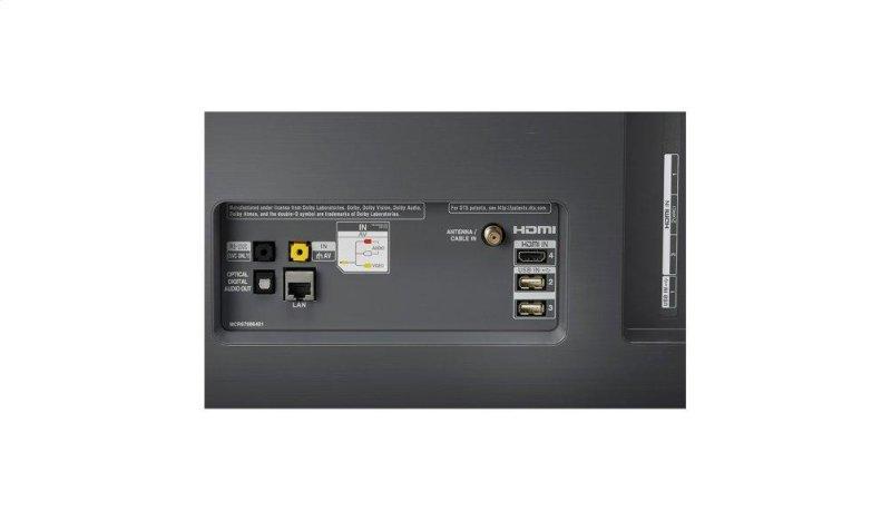 C8AUA 4K HDR Smart OLED TV w/ AI ThinQ® - 55