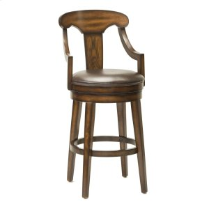 Hillsdale FurnitureUpton Swivel Barstool