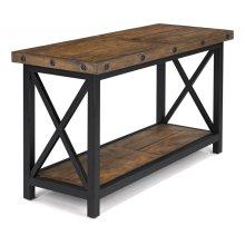 Carpenter Sofa Table