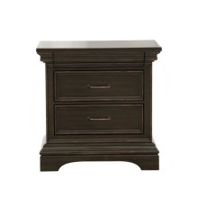 Caldwell 2 Drawer Nightstand