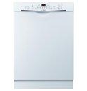 23 5/8 '' Recessed Handle Dishwasher Ascenta- White