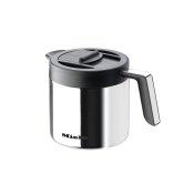 CJ Jug 1,0l - TopTherm Coffee Pot for Miele CVA and CM coffee machines with coffee pot function.