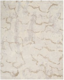 Christopher Guy Wool & Silk Collection Cgs01 Ajmer Rectangle Rug 6' X 9'