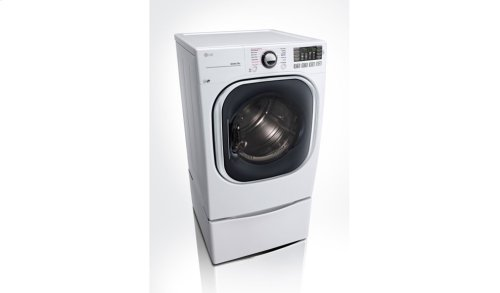 7.4 cu. ft. Ultra Large Capacity TurboSteam Electric Dryer